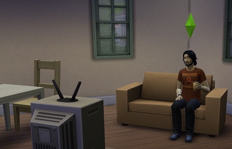 Lazy Sims (3)