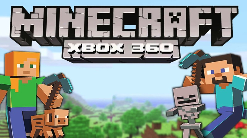 Minecraft Xbox 3601