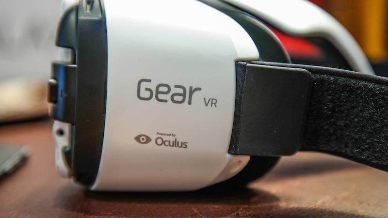 Samsung Gear VR main