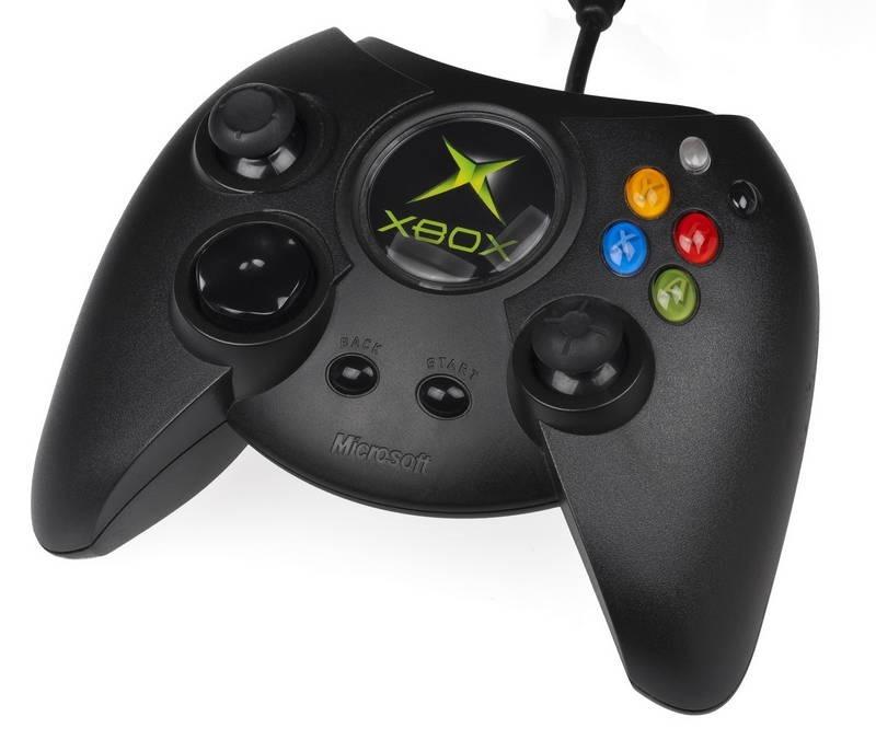 Xbox-Duke-Controller