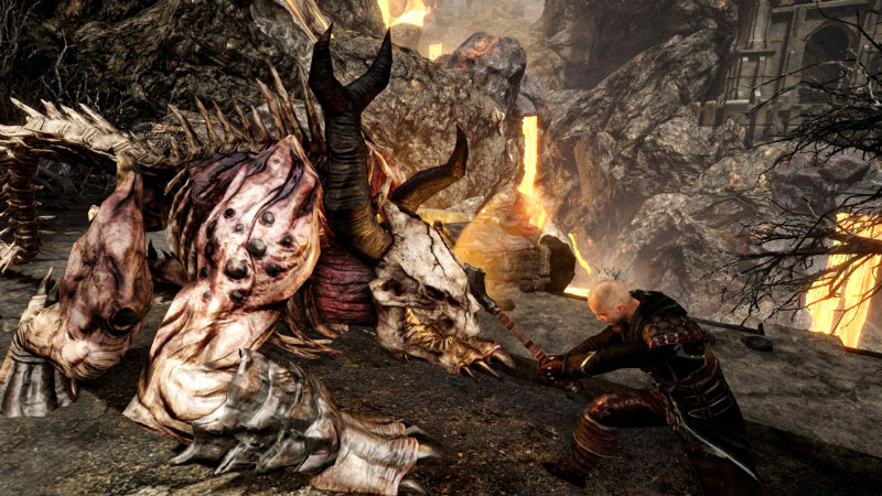 Risen 3 demon hunter