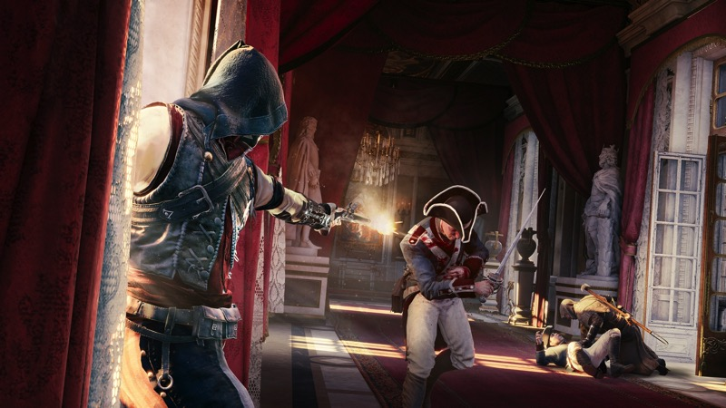 Assassins Creed Unity Assault