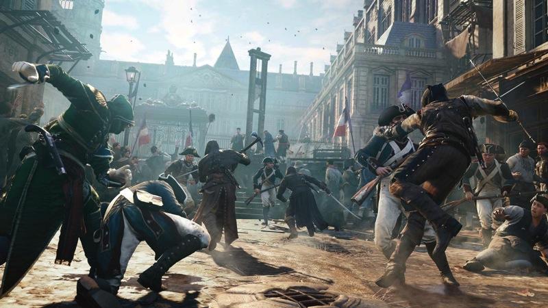 Assassin s Creed Unity Screenshot 1