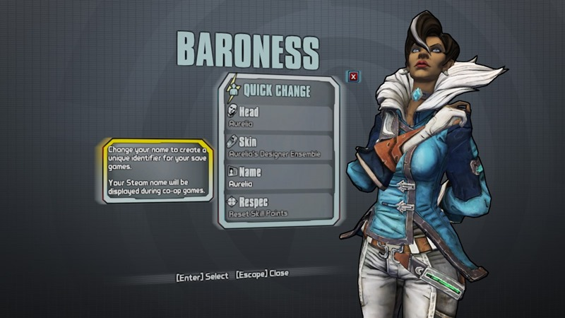 Meet Borderlands: The Pre-Sequel's secret DLC character