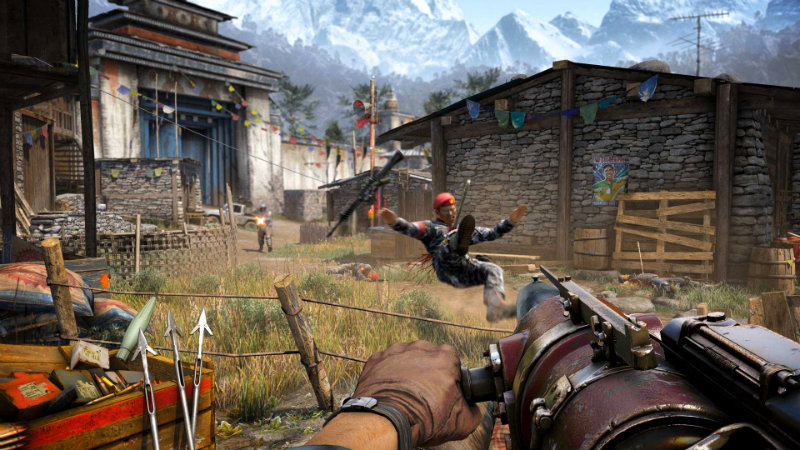Leaked Far Cry 4 Achievements Reveal Secret Gameplay Critical Hit
