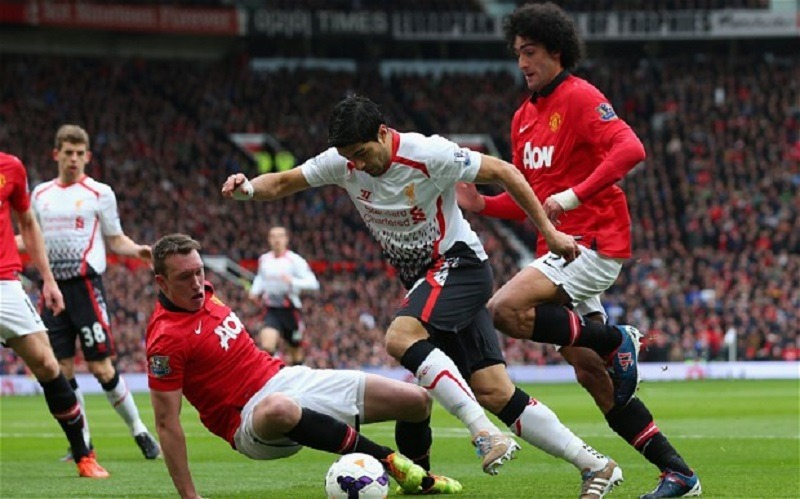 Man U vs Liverpool