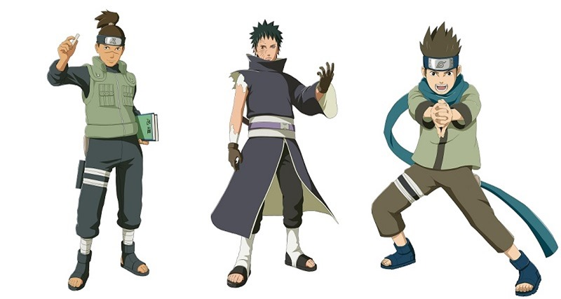 Revolution characters (1)