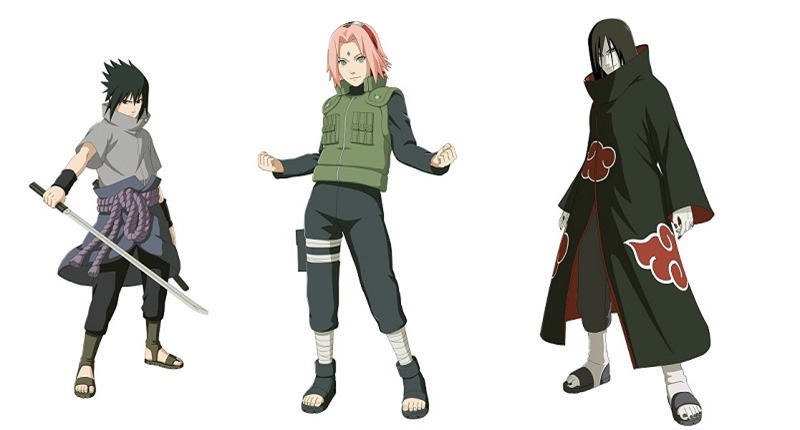 Revolution characters (4)