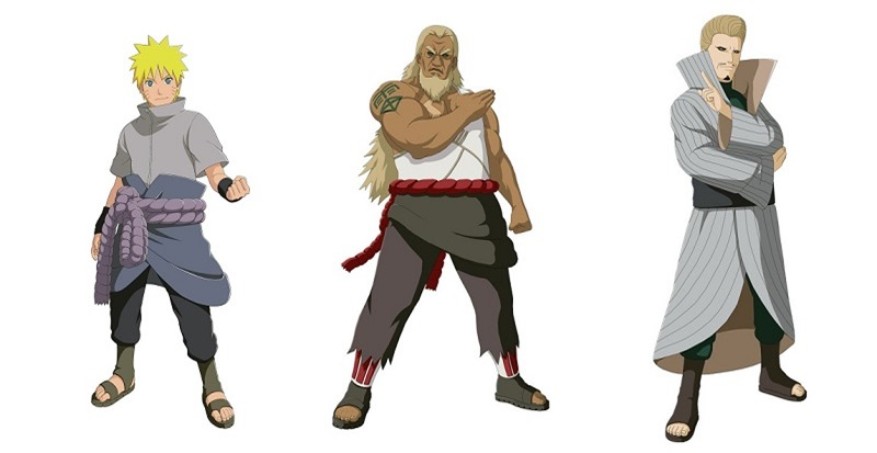 Revolution characters (5)
