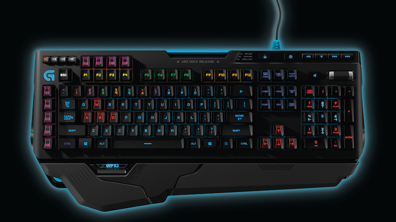 ec342b7b5c4 Logitech G910 Orion Spark review – Colourful side of the moon