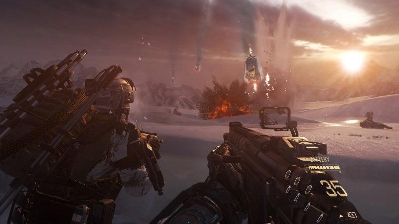Call of Duty Advanced Warfare_Review_Crash