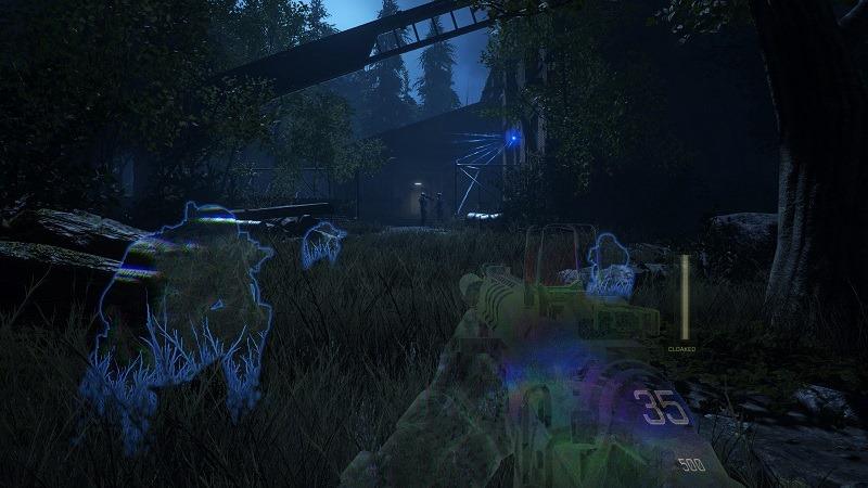 Call of Duty Advanced Warfare_Review_Exo Cloak