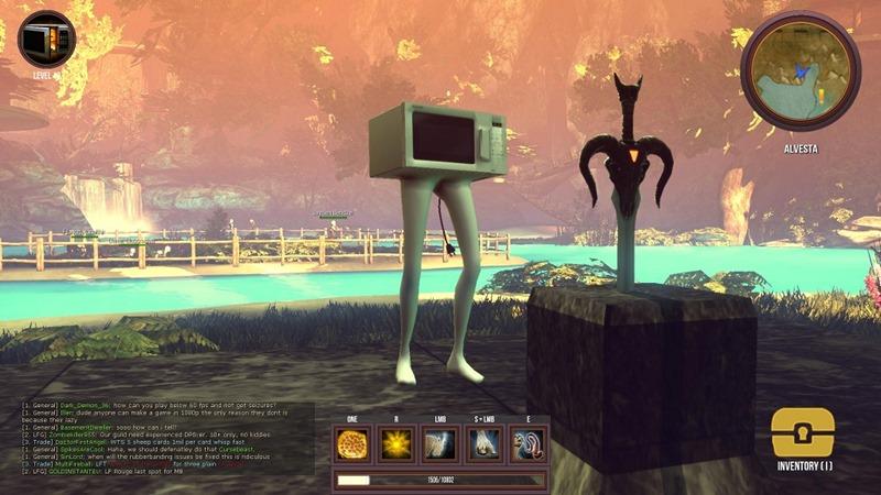 Goat Simulator MMO (3)
