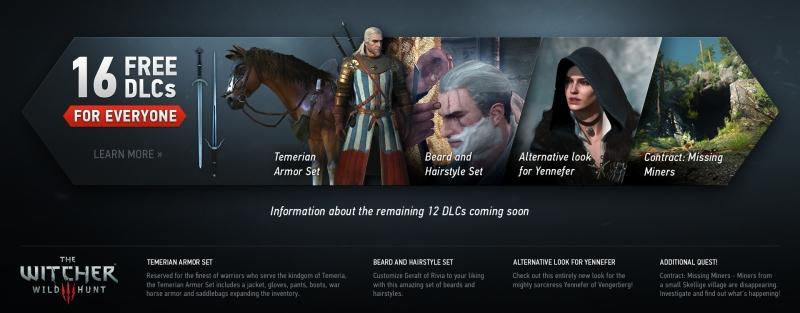 Witcher DLC