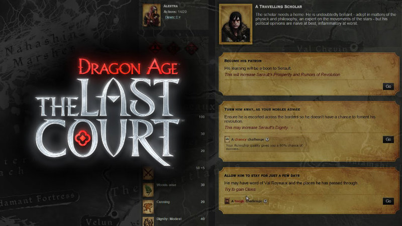 Dragon age last court