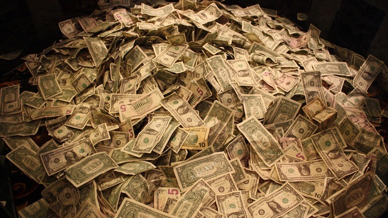 About this much money was spent. OK NOT REALLY BUT YOU GET WHAT I MEAN
