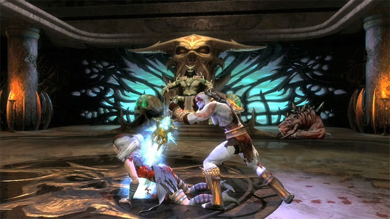 No console exclusive characters for Mortal Kombat X - Critical Hit