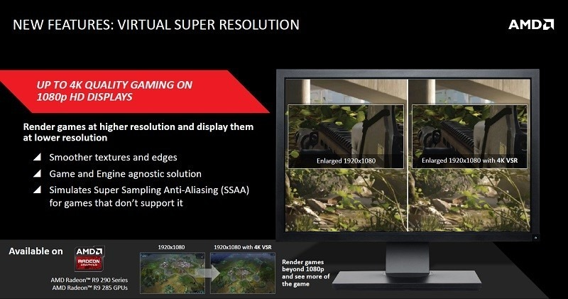 AMD overhauls Catalyst, introduces super sampling - Critical Hit