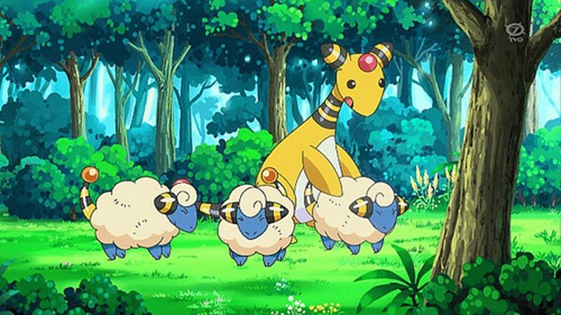 Pokemon breeding (1)