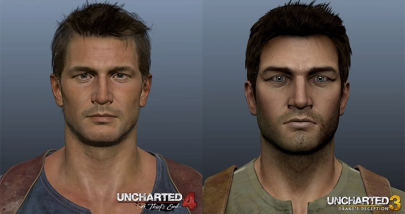 Nathan Drake Is Looking Good In Uncharted 4 Critical Hit