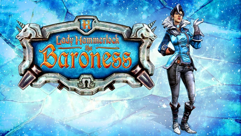 Borderlands Hammerlock (5)