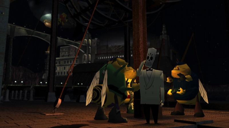 Grim Fandango remastered 4