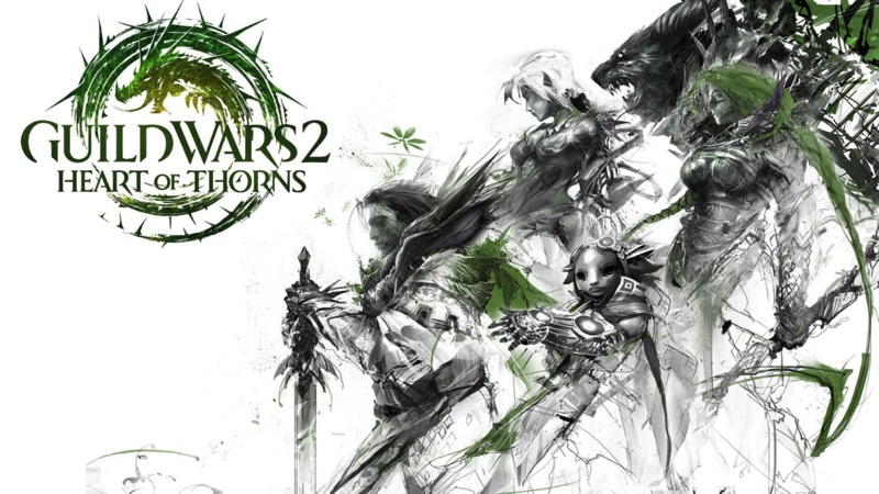 Guild Wars 2 Heart of Thorns revealed