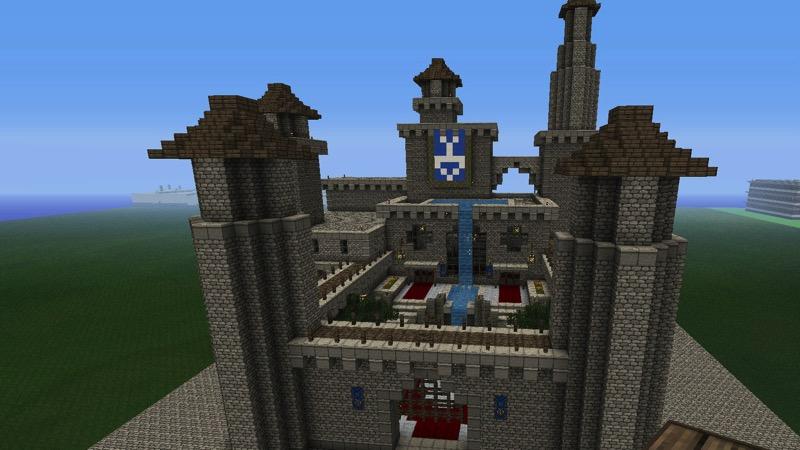 Minecraft Monday Build A Castle Critical Hit