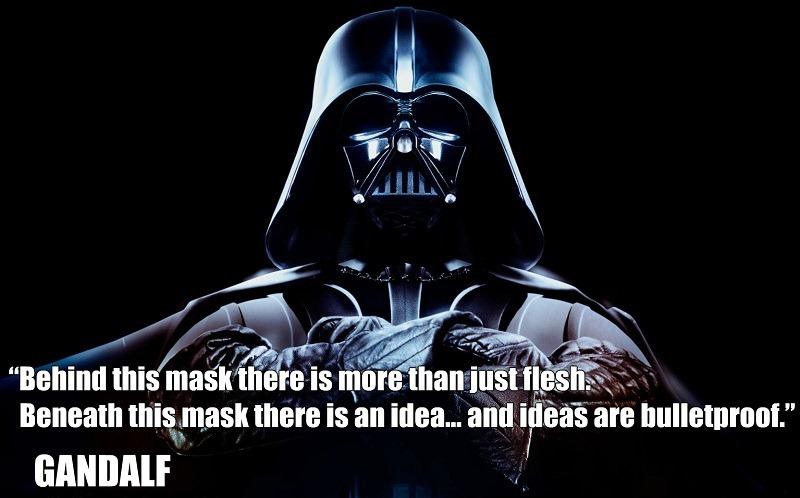 My favourite Star Trek quote