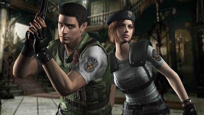 Resident Evil HD Remaster guide – Unlockables, keys and maps