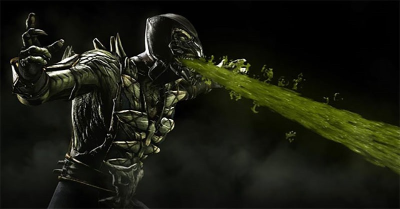 Reptile Returns In Mortal Kombat X Critical Hit
