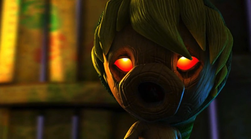 Majora's Mask still has the charm