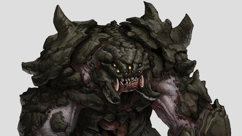 Evolve behemoth