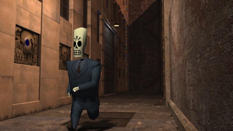 Grim fandango remastered 1