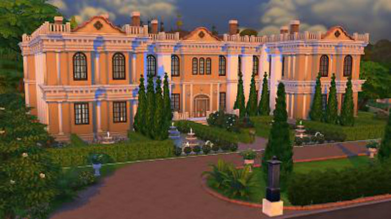 Mansions for all at EA