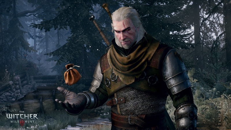 The witcher 3 wild hunt getting paid best part of the job