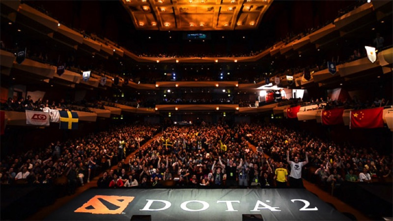 Ti3 crowd