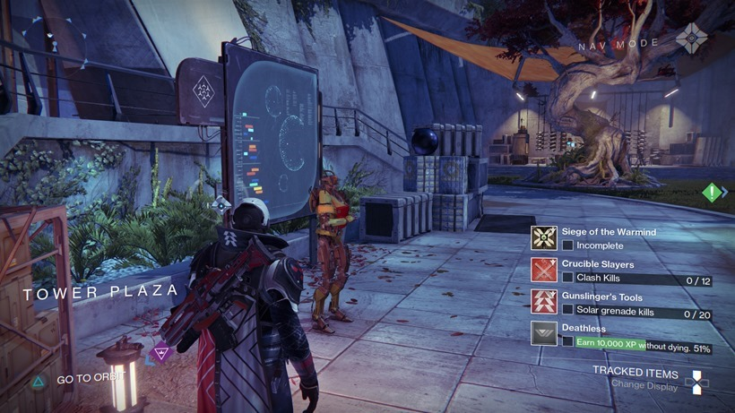 Destiny bounties