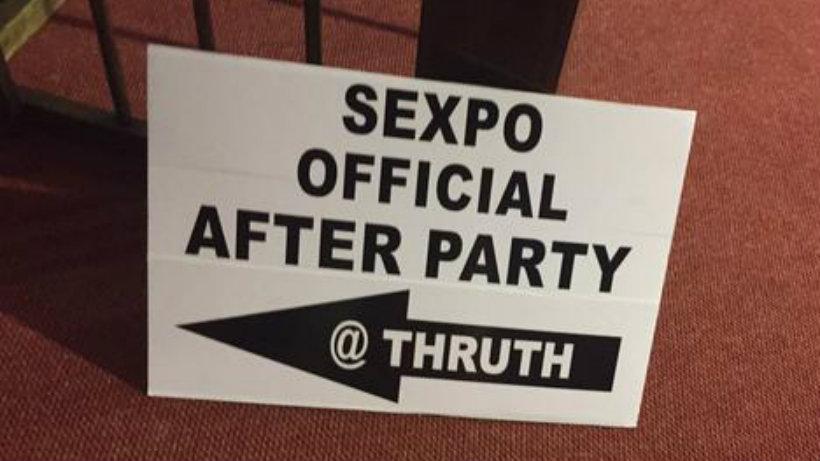 Thrush at sexpo