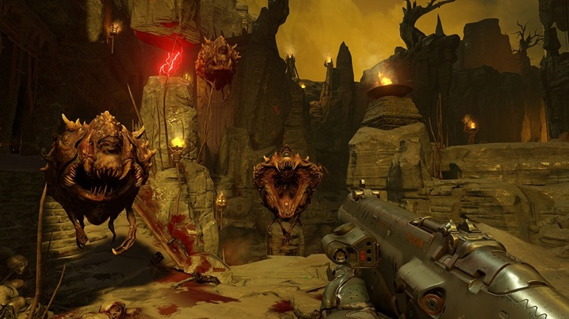 DOOM alpha kicks off this weekend