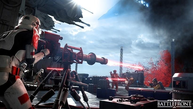Battlefront Performance tests 1