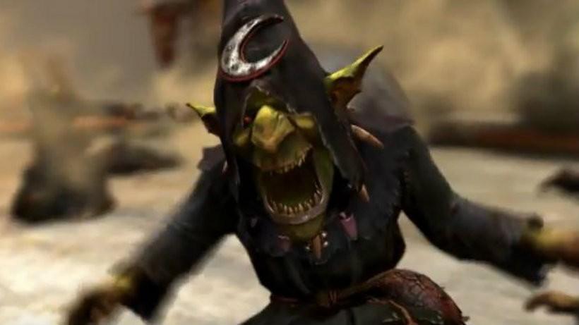Total war warhammer night goblins
