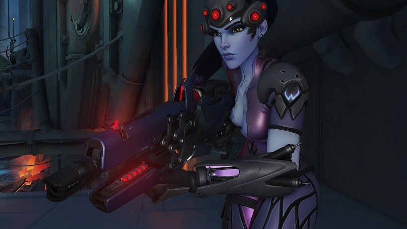 Overwatch beta is back next month