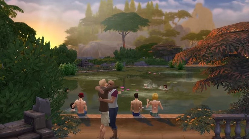 The Sims 4 Get Together 3