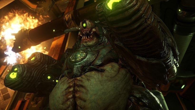 Doom has its own horde mode
