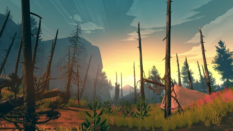 Firewatch Review Round Up 6