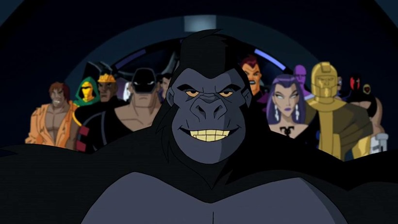 Justice League Unlimited (2)