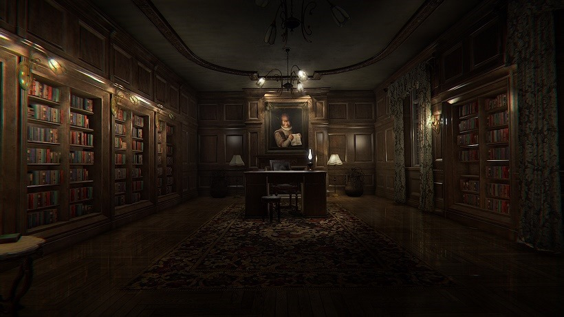 Layers of fear 9