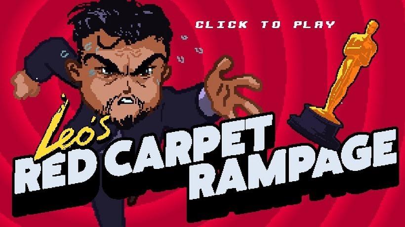 Leo's Red Carpet Rampage