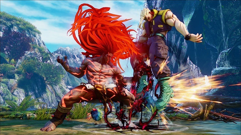 Street Fighter V on PC has to be at 60FPS